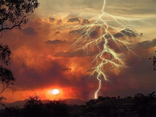 Мега молния