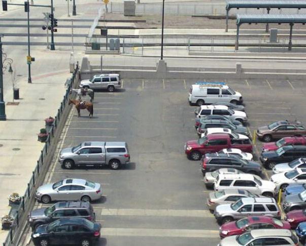 Паркинг для машин и не только