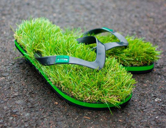 ... и ходишь как по траве ...