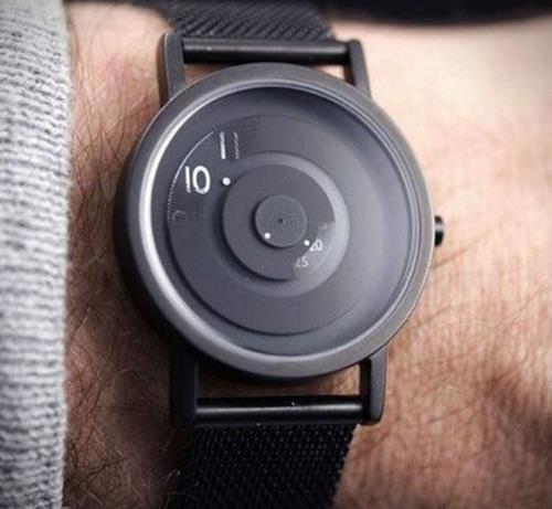 Рябит от цифр в глазах? Эти часы для тебя!