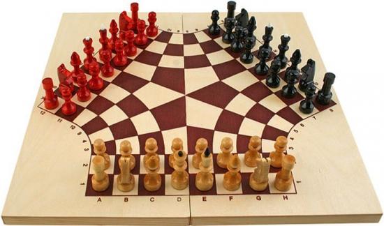 Новая разновидность шахмат