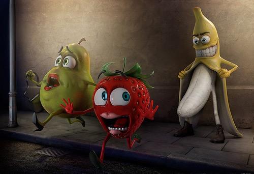Банан развратник