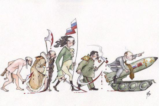История московии