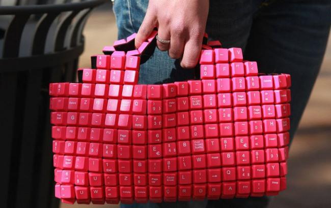 Клавиатурная сумочка