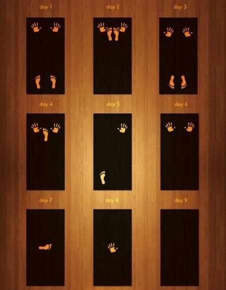 Расписание тренировок по йоге