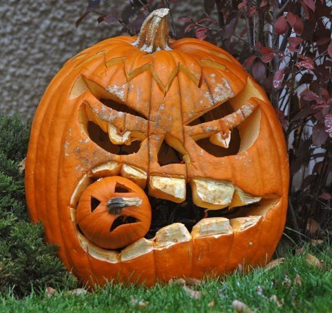 Хэллоуин на пороге