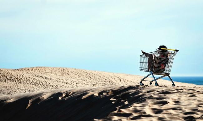 Пустыня шопингу не помеха