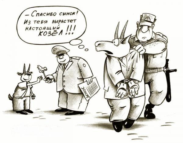 Новый Павлик Морозов