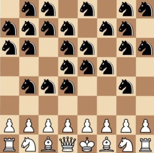Когда в шахматы играешь с монголом