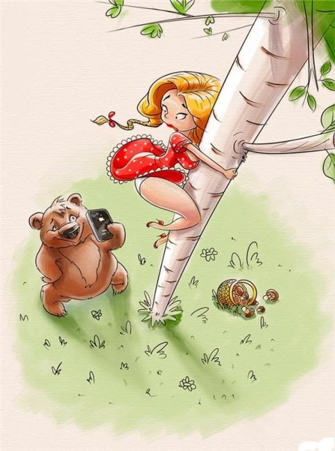 Медведь шалун