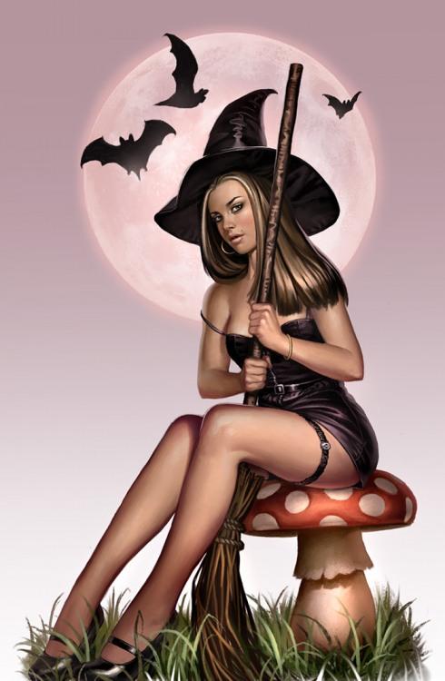 Ночная бабочка хэллоуина