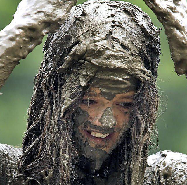 Шампунь и гель для душа из натуральной грязи