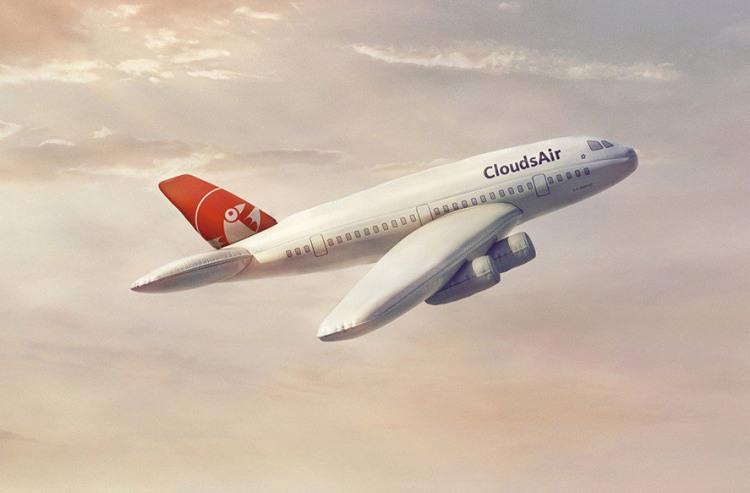 Облачные авиалинии для владельцев воздушных замков