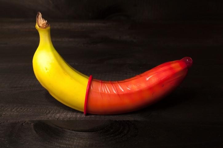 Банан для осторожной одинокой дамы