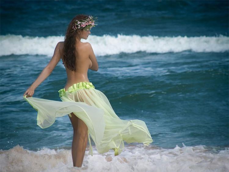 Пляжная эротика