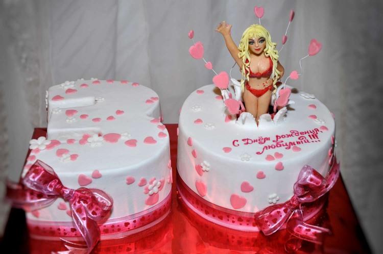 Торт от любимой жены