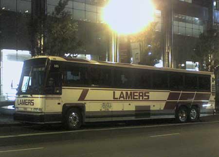 Перевозка ламеров