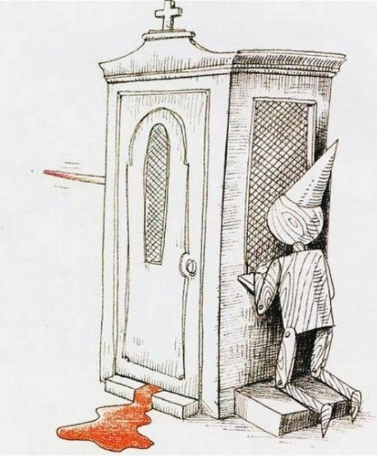Исповедь пиноккио