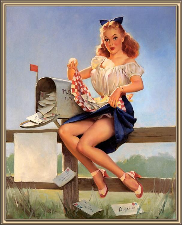Почта и эротика