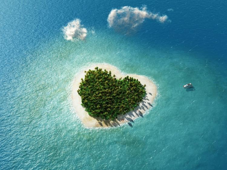 Остров влюбленных