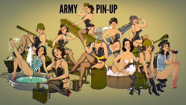 Военные девчонки