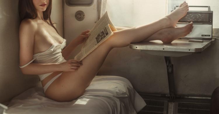 Поездатая эротика