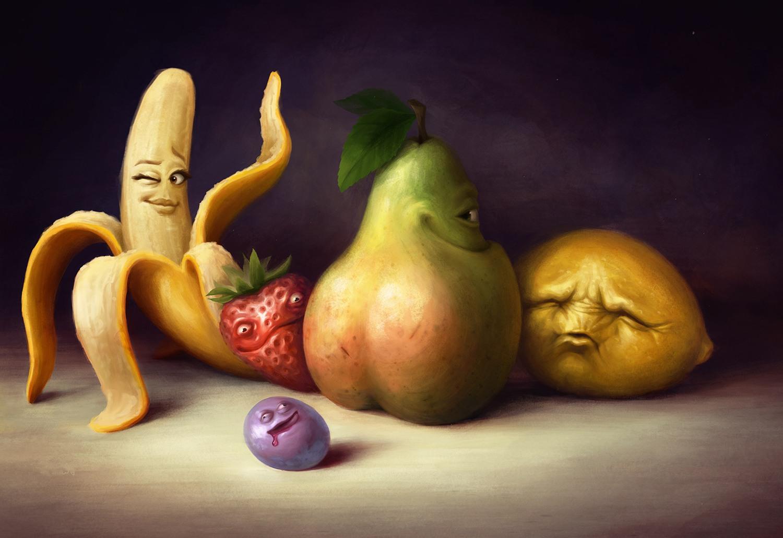 Овощи в картинках прикольные