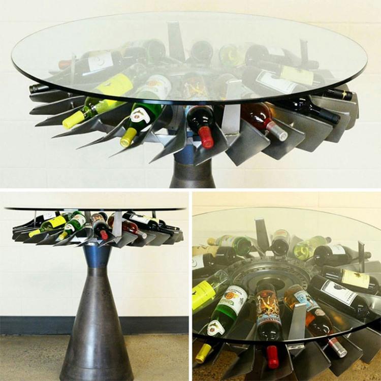 Стол для вина