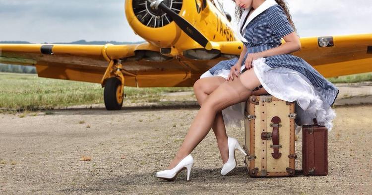 Обязательно пристегнуть ремни перед полетом