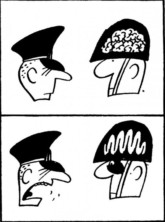 Команды воздействуют на мозг
