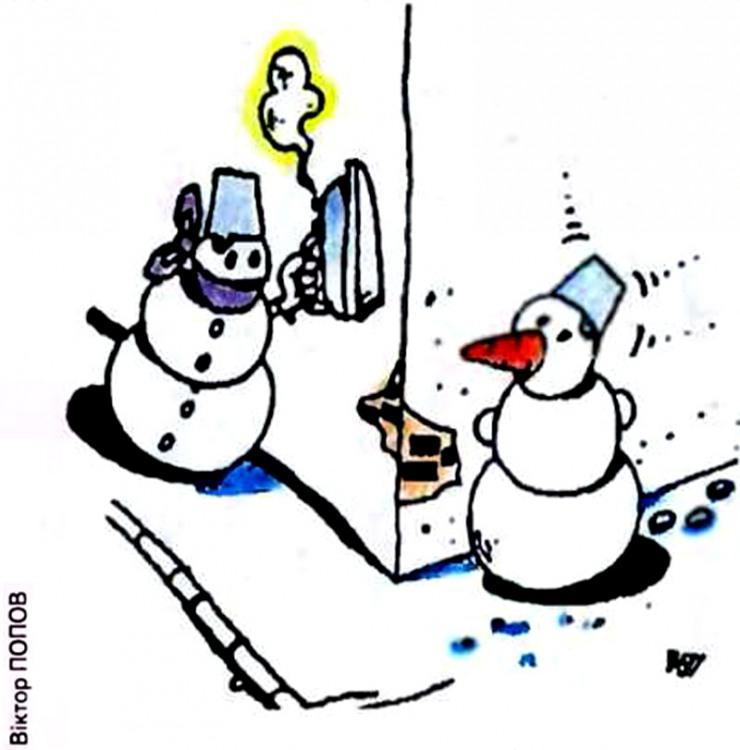 Снеговик убийца