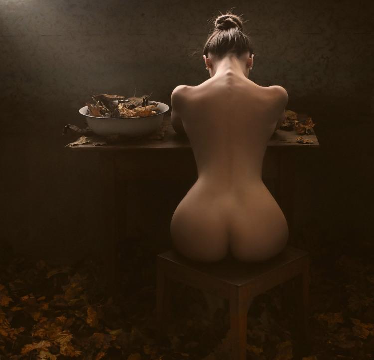 Осенняя эротика