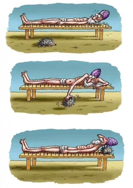 Подушка для йога