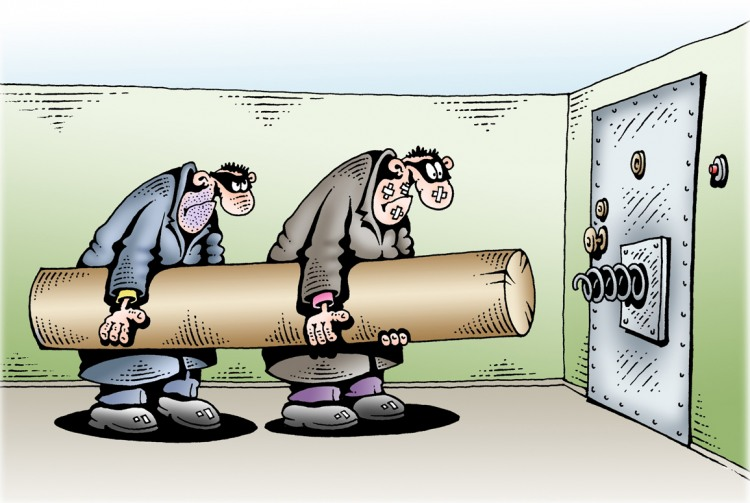 Попытка ограбления