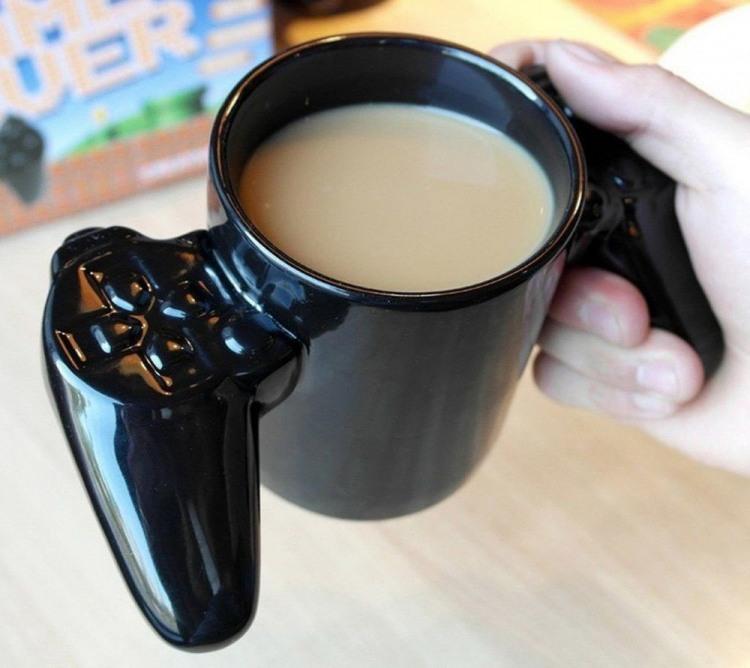 Чашка для геймера